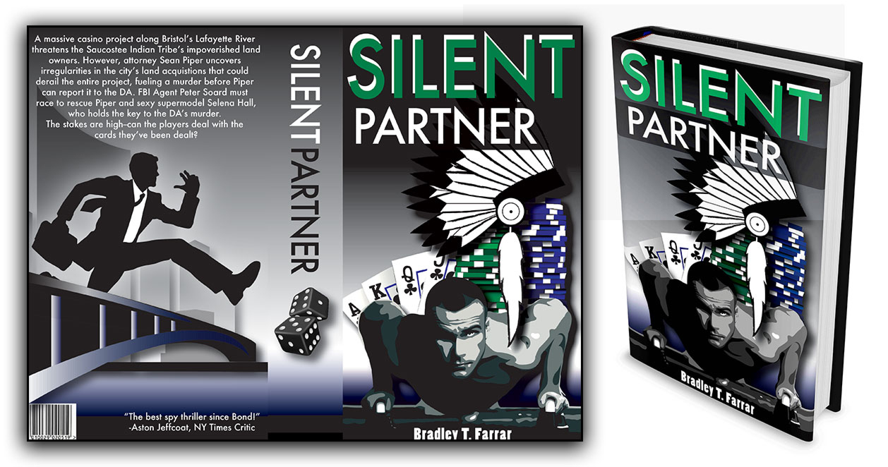 Silent Partner Book Cover