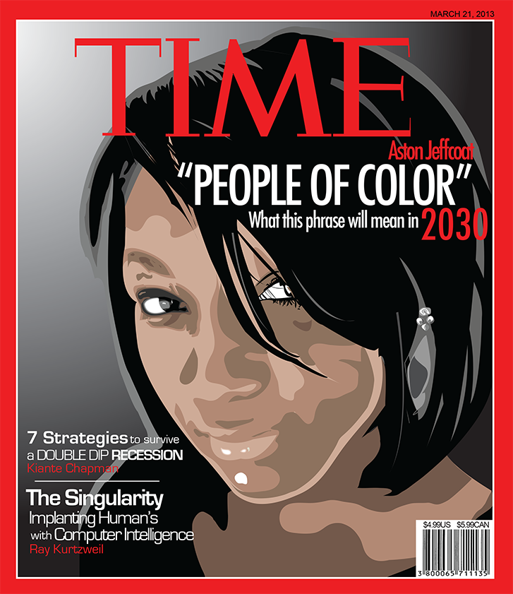 Time Magazine Illustration